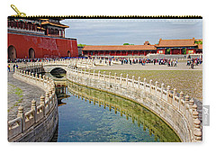 The Forbidden City Carry-all Pouch