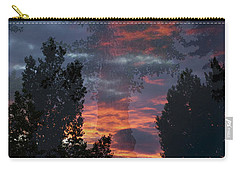 The Forest Through The Trees Carry-all Pouch