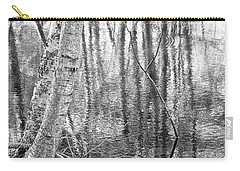 The Forest Within Carry-all Pouch by Kathi Mirto