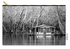 Carry-all Pouch featuring the photograph The Forgotten by Debra Forand