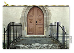 The Fortress Church's Side Door  Carry-all Pouch