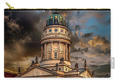The French Church 3 Carry-all Pouch
