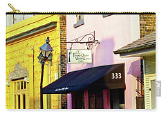 The French Quarter Wedding Chapel Carry-all Pouch