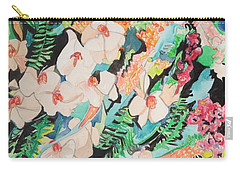 The Gallery Of Orchids 2 Carry-all Pouch