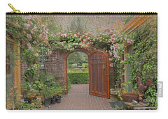 The Garden Door Carry-all Pouch