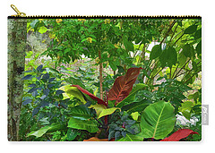 The Garden Carry-all Pouch by Kathy Baccari