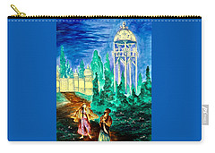 The Garden Of Pictures Carry-all Pouch