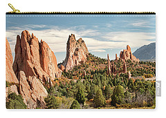 The Garden Of The Gods - Colorado Carry-all Pouch