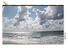 Carry-all Pouch featuring the photograph The Gate Way To Heaven by Amy Gallagher