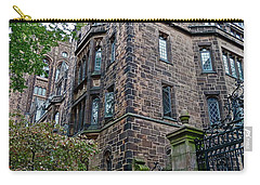 The Gates Of Yale Carry-all Pouch