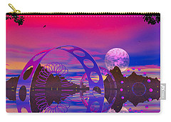 Carry-all Pouch featuring the photograph The Gergst Of Fergst by Mark Blauhoefer