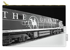 The Ghan Bw Carry-all Pouch