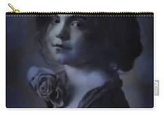 The Ghost Of Rose Carry-all Pouch