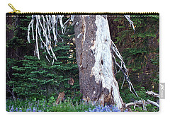 The Ghost Tree Carry-all Pouch