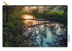 Carry-all Pouch featuring the photograph The Gift by Kendall McKernon