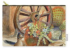 The Gift Carry-all Pouch by Marilyn Smith