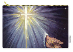 The Gift Of The Saviour Carry-all Pouch