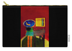 The Girl In The Mirror 2 Carry-all Pouch