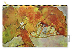 The Giving Tree Carry-all Pouch by Terry Honstead