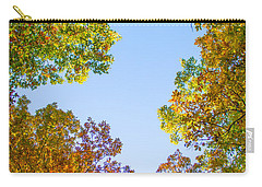 Carry-all Pouch featuring the photograph The Glory Of Autumn by Parker Cunningham