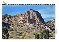 The Glory Of Wyoming Carry-all Pouch