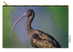 The Glossy Ibis Stroll Carry-all Pouch