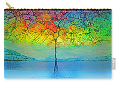 The Glow Tree Carry-all Pouch