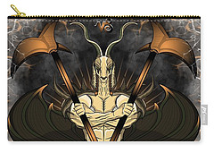 The Goat Capricorn Spirit Carry-all Pouch