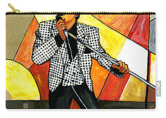 The Godfather Of Soul James Brown Carry-all Pouch