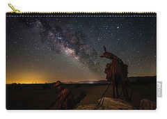The Gold Miner Carry-all Pouch by Scott Cunningham
