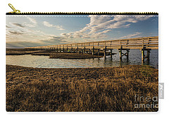 The Golden Boardwalk Carry-all Pouch