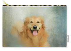 The Golden Carry-all Pouch