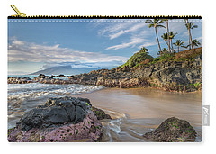 The Golden Hour In Paradise Carry-all Pouch