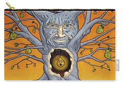 The Golden Pear Carry-all Pouch