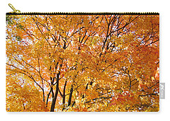 Carry-all Pouch featuring the photograph The Golden Takeover by Robert Knight
