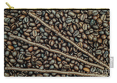 Carry-all Pouch featuring the photograph The Good Life 1 by Werner Padarin