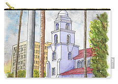 Good Shepherd Catholic Church In Beverly Hills, California Carry-all Pouch