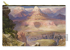 The Grand Canyon Carry-all Pouch by Thomas Moran
