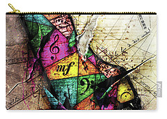 The Grand Illusion  Carry-all Pouch