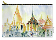 The Grand Palace Bangkok Carry-all Pouch