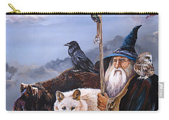 The Grand Parade Carry-all Pouch by J W Baker