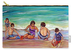 The Grands Carry-all Pouch by Patricia Piffath