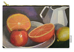 The Grapfruit Carry-all Pouch