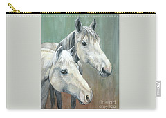 The Grays - Horses Carry-all Pouch