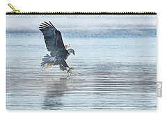 The Great American Bald Eagle 2016-15 Carry-all Pouch
