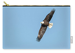 The Great American Bald Eagle 2016-16 Carry-all Pouch
