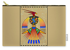 The Great Bird Spirit Carry-all Pouch