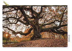 The Great Oak Carry-all Pouch