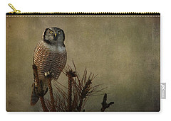 The Great Orator Carry-all Pouch by Heather King