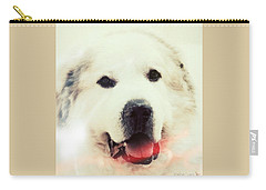 The Great Pyrenean Carry-all Pouch